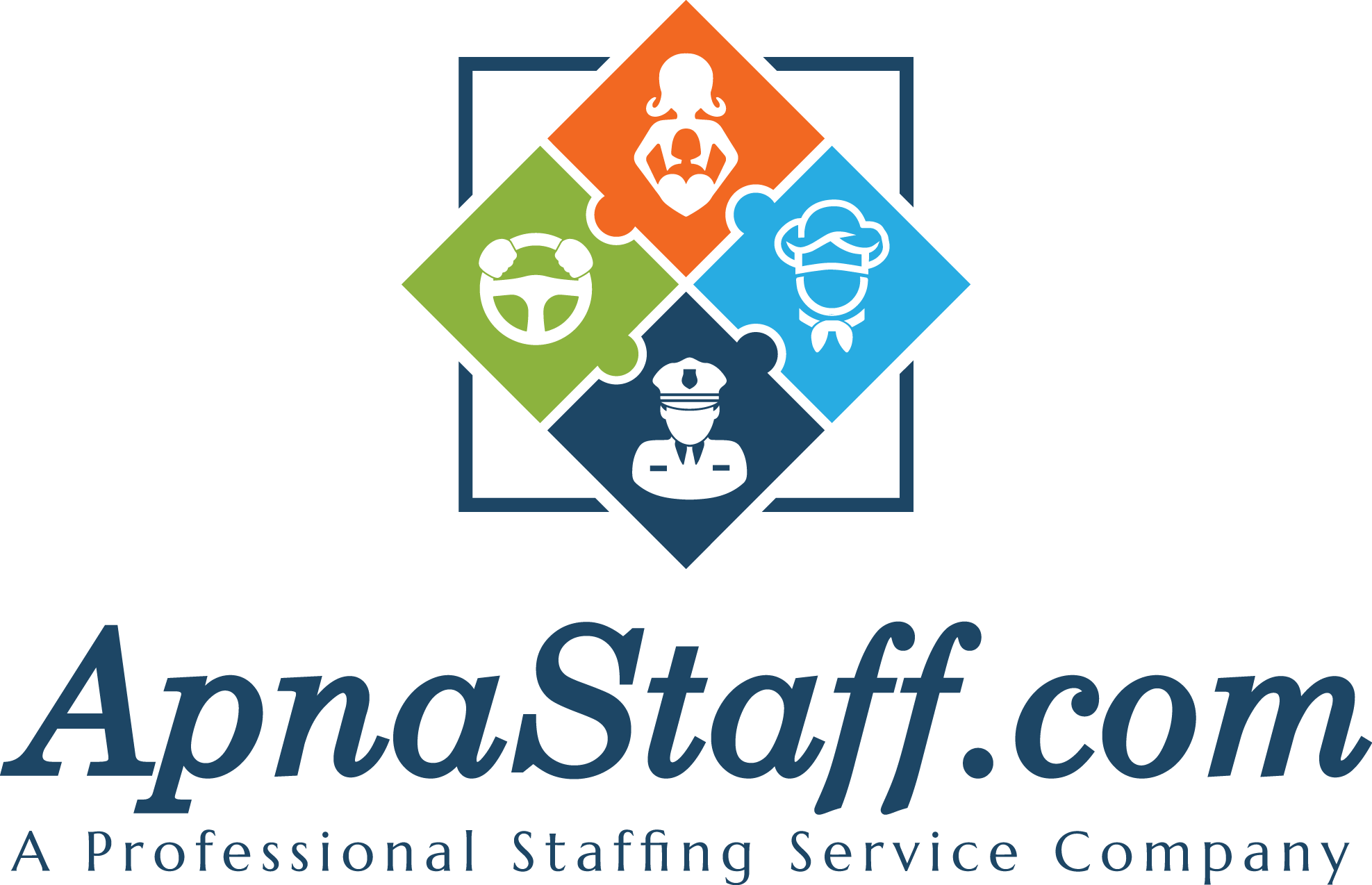 ApnaStaff logo